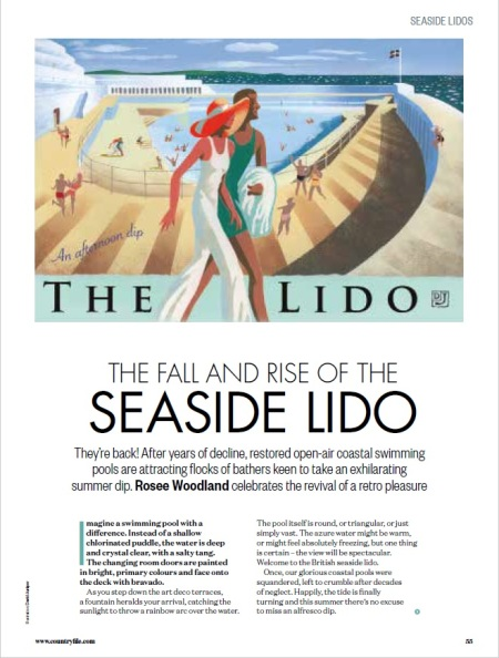 Lidos feature