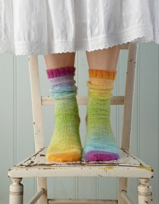 Greenwich Village socks